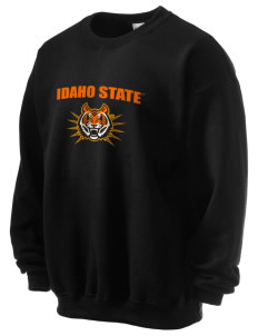 Idaho State University Bengals Ultra Blend 50/50 Crewneck Sweatshirt