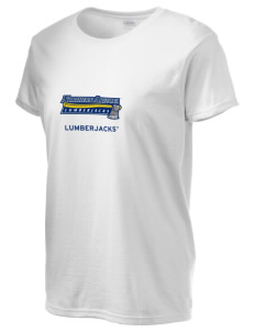 Northern Arizona University Lumberjacks Women's 6.1 oz Ultra Cotton T-Shirt