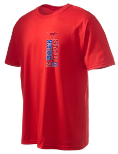 Southern Methodist University Mustangs Ultra Cotton T-Shirt
