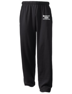 Mercy College Mavericks  Holloway Arena Open Bottom Sweatpants