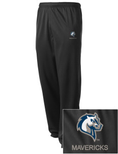 Mercy College Mavericks Embroidered Holloway Men's Frenzy Pant
