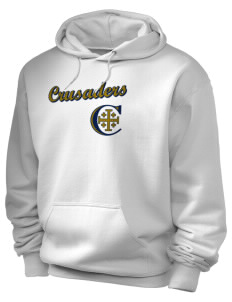 Christendom College Crusaders Holloway Men's 50/50 Hooded Sweatshirt
