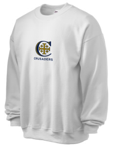 Christendom College Crusaders Ultra Blend 50/50 Crewneck Sweatshirt