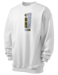 Christendom College Crusaders Men's 7.8 oz Lightweight Crewneck Sweatshirt