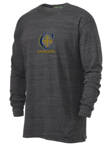 Christendom College Crusaders Alternative Men's 4.4 oz. Long-Sleeve T-Shirt