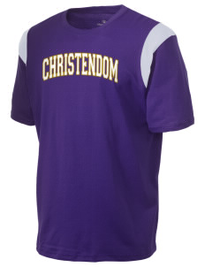 Christendom College Crusaders Holloway Men's Rush T-Shirt