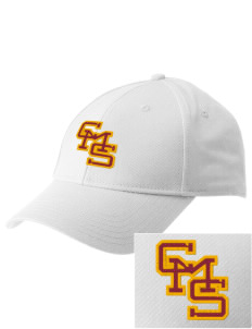 Claremont-Mudd-Scripps Women's Athletics Athenas  Embroidered New Era Adjustable Structured Cap