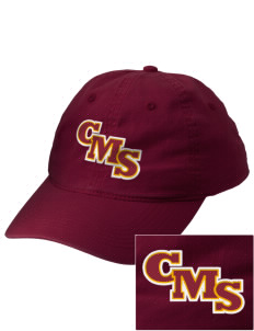 Claremont-Mudd-Scripps Women's Athletics Athenas Embroidered Vintage Adjustable Cap