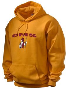 Claremont-Mudd-Scripps Women's Athletics Athenas Men's Hooded Sweatshirt
