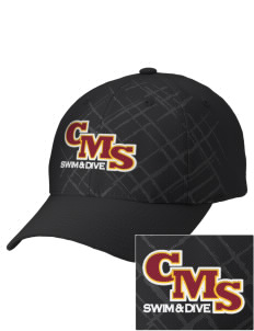 Claremont-Mudd-Scripps Women's Athletics Athenas Embroidered Mixed Media Cap