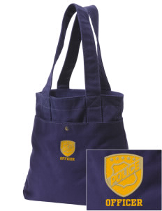 Palos Park Police Department Embroidered Alternative The Berkeley Tote