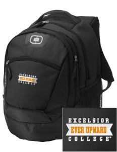 Excelsior College Start to Finish Embroidered OGIO Rogue Backpack