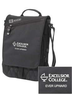 Excelsior College Start to Finish Embroidered OGIO Module Sleeve for Tablets