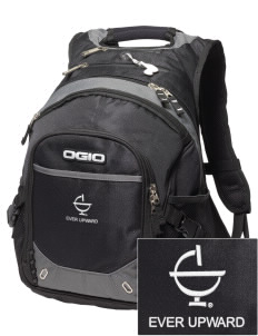 Excelsior College Start to Finish Embroidered OGIO Fugitive Backpack