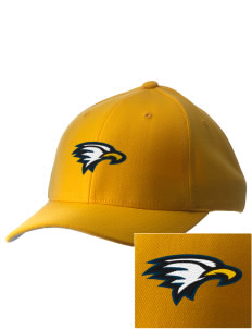 La Sierra University Golden Eagles Embroidered Pro Model Fitted Cap
