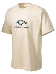 La Sierra University Golden Eagles Men's Lightweight T-Shirt
