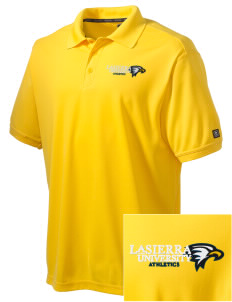 La Sierra University Golden Eagles Embroidered OGIO Men's Caliber Polo