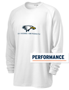 La Sierra University Golden Eagles Men's Ultimate Performance Long Sleeve T-Shirt