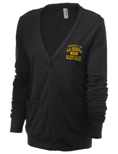 La Sierra University Golden Eagles Unisex 5.6 oz Triblend Cardigan