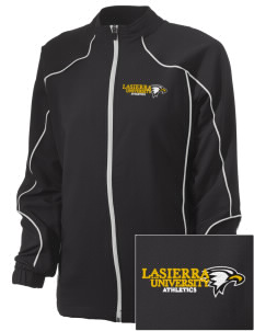 La Sierra University Golden Eagles Embroidered Russell Women's Full Zip Jacket