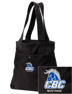 Central Baptist College Mustangs Embroidered Alternative The Berkeley Tote