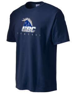 Central Baptist College Mustangs Men's Essential T-Shirt