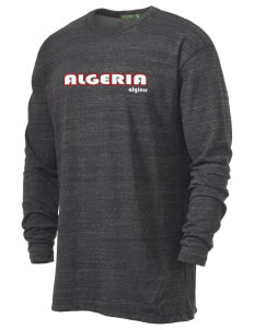 Algeria Alternative Men's 4.4 oz. Long-Sleeve T-Shirt