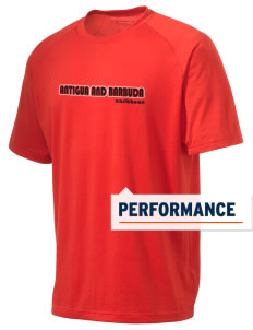Antigua and Barbuda Men's Ultimate Performance T-Shirt