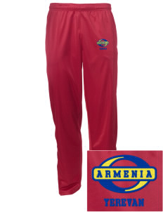 Armenia Embroidered Men's Tricot Track Pants