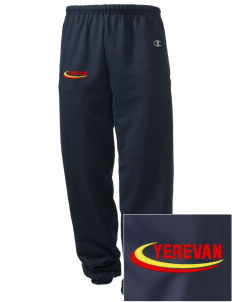 Armenia Embroidered Champion Men's Sweatpants