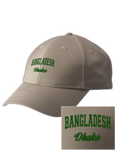 Bangladesh  Embroidered New Era Adjustable Structured Cap