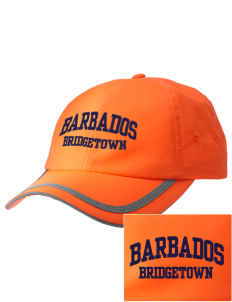 Barbados  Embroidered Safety Cap