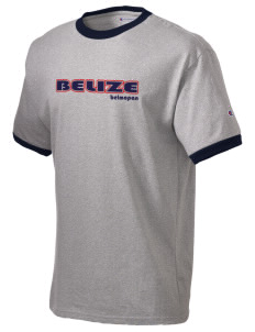 Belize Champion Men's Ringer T-Shirt