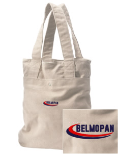 Belize Embroidered Alternative The Berkeley Tote