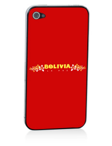 Bolivia Apple iPhone 4/4S Skin