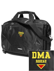Dominica Embroidered OGIO Corporate City Corp Messenger Bag