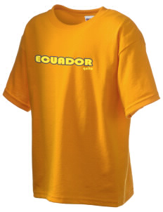 Ecuador Kid's 6.1 oz Ultra Cotton T-Shirt