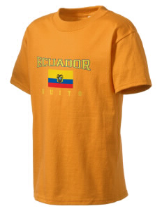 Ecuador Kid's Essential T-Shirt