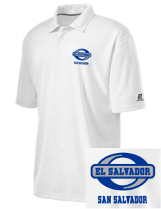 El Salvador Embroidered Russell Coaches Core Polo Shirt