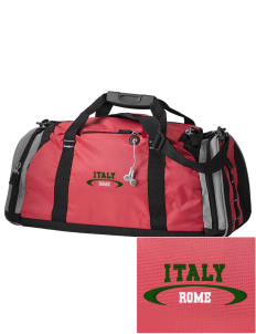 Italy Embroidered OGIO All Terrain Duffel
