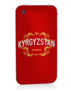 Kyrgyzstan Apple iPhone 3G/ 3GS Skin