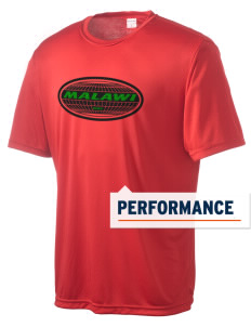Malawi Men's Competitor Performance T-Shirt