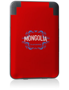 Mongolia Kindle Keyboard 3G Skin