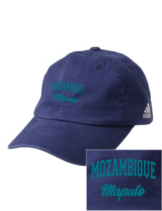 Mozambique Embroidered adidas Relaxed Cresting Cap