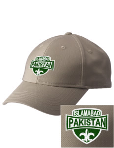 Pakistan  Embroidered New Era Adjustable Structured Cap