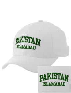 Pakistan Embroidered Pro Model Fitted Cap