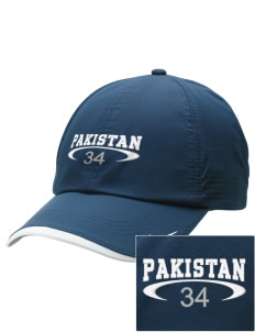 Pakistan Embroidered Nike Dri-FIT Swoosh Perforated Cap