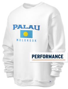 Palau  Russell Men's Dri-Power Crewneck Sweatshirt