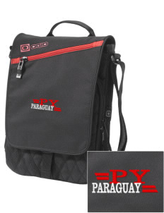 Paraguay Embroidered OGIO Module Sleeve for Tablets