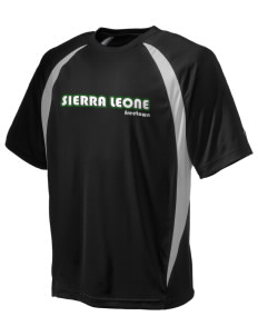 Sierra Leone Champion Men's Double Dry Elevation T-Shirt